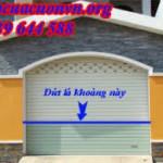 Sửa cửa cuốn quận 3 uy tín nhất TPHCM
