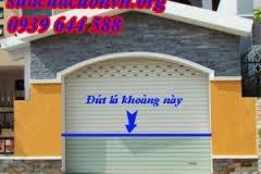Sửa cửa cuốn quận 6 có hóa đơn đỏ