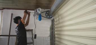 Sửa cửa cuốn phục vụ 24/24 tại TPHCM