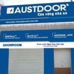 Sửa cửa cuốn austdoor chính hãng