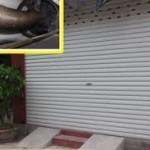 Sửa cửa cuốn bị đứt lò xo giá rẻ nhất TPHCM