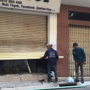 Sửa cửa cuốn giá rẻ nhất TPHCM